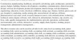 31 Data Entry Job Description For Resume Free Resume