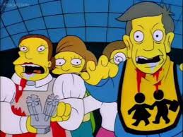 My Top 15 Simpsons Treehouse Of Horror Segments 106  Damn Simpson Treehouse Of Horror V