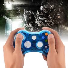 wireless game controller for microsoft xbox 360 console pc windows 7 8 10 ac1517
