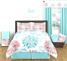 dark turquoise bedding comforters ideas turquoise comforter sets