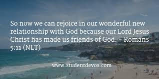 Daily Bible Verse And Devotion Romans 4040 Student Devos Youth Awesome Bible Verse For A Freind