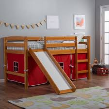 kids loft bed with slide. Interesting Loft Kids Bunk Bed Slide U2013 Simple Interior Design For Bedroom Imagepoop On Loft With 2