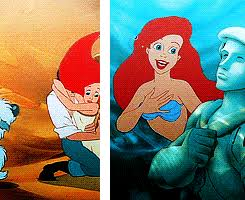 Small Picture Ariel And Prince Eric GIFs Find Share on GIPHY