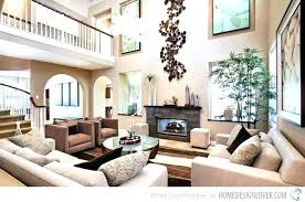 decorate large walls budget decorating ideas for tall ceiling high wall above stairs a space