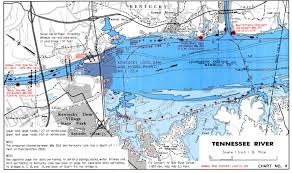 Complete Ohio River Charts Free Download Tennessee River Navigation Charts Paducah Kentucky To