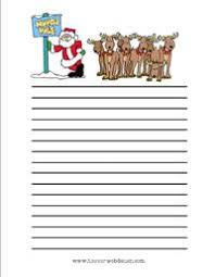 Christmas Writing Paper Template Free 42 Best Reindeer Images Xmas Merry Christmas Christmas Crafts