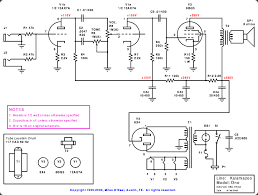 kalamazoo amp field guide model 1 schematic Simple Wiring Diagrams at Model 1 Wire Diagram