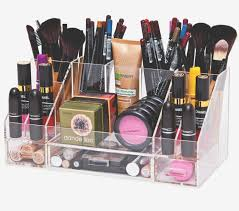 ... arya xl acrylic makeup organizer storage tray makeup storage make up  organizer ...