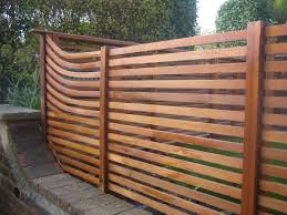 Awesome Modern Privacy Fence Contemporary Wood Fence Horizontal Fence Gate  Designs Mid
