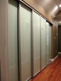 Sliding Closet Doirs Closet Curtain Designs And Ideas Hgtv
