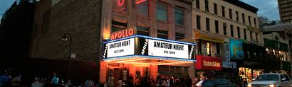 Apollo Theater Seating Chart Apollo Theater New York Tickets And Seating Chart
