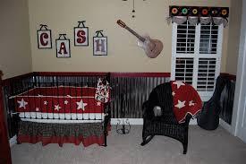 Rock N Roll Bedroom Vintage Nursery Design