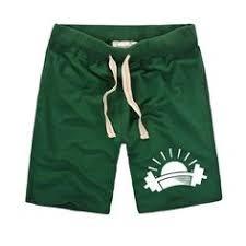 Mens Spring <b>Summer Knitted Elastic</b> Waist Drawstring Zipper Pocket ...