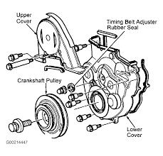 2010 Toyota Corolla Timing Chain Marks Diagram