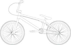 Bmx Coloring Pages Coloring Pages Bikes Dirt Bike Helmet Motocross