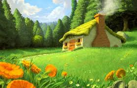 nice house hd scenery wallpapers hd