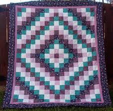 Trip Around The World Quilt Pattern
