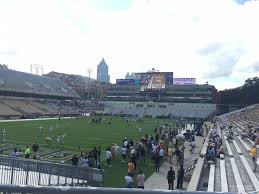Bobby Dodd Stadium Section 113 Rateyourseats Com