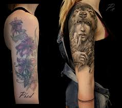 Tetování Na Rameno ženy