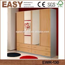 4 Door Cupboard Designs For Bedrooms Bedroom Furniture 4 Door Wardrobe Wooden Wardrobe With Mirror Wardrobe Design With Mirror Buy Wooden Wardrobe With Mirror Bedroom Furniture 4 Door
