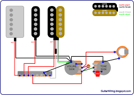 the guitar wiring blog diagrams and tips ibanez rg with a paf Humbucker Guitar Wiring Diagrams the guitar wiring blog diagrams and tips ibanez rg with a paf humbucker 3 humbucker guitar wiring diagrams