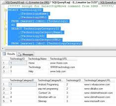 from database sql server in asp net