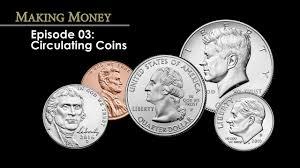 Circulating Coins U S Mint