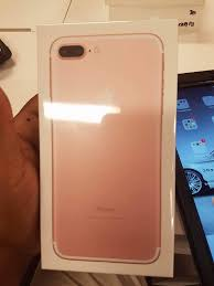 iphone 7 plus rose gold. apple iphone 7 plus 128gb , rose gold, factory unlocked: amazon.ca: cell phones \u0026 accessories plus gold d