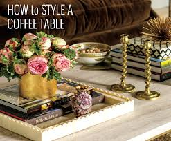Style Coffee Table Coffee Table Tray Simply White Is A Nofail Strategy Large Coffee