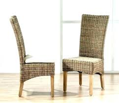 dining room chair rattan dining set dining table and chairs rattan dining