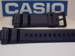 casio watch band w s220 2av blue tough solar illuminator 5 alarm strap