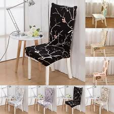 stretch dining room wedding banquet chair cover home decor seat slip cover decor