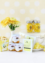 Bumble Bee Party Ideas Birthdays U0026 Showers  PizzazzerieBumble Bee Baby Shower Party Favors