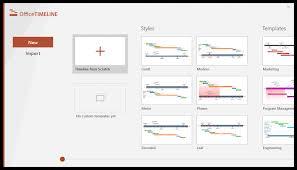 Office Timeline Gantt Chart Template Collection Ukashturka