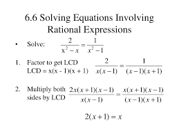 equations involving rational expressions jennarocca