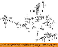 ford oem 92 96 f 150 front suspension mounting bracket e1tz3b095b item information