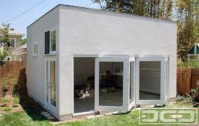 home office in garage. Accordion Glass Garage Doors For Man Caves \u0026 Home Office Conversions Contemporary-garage In 2
