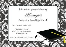 Free Printable Invitations Graduation Magdalene Project Org