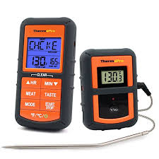 thermopro tp07 wireless remote digital meat thermometer review
