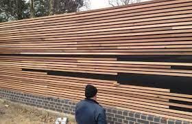 timber cladding timber battens