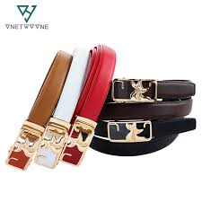 fancy design girls genuine leather belt teddy bear mickey shaped buckle cowhide leather straps 2018 newest brand name belts in women s belts from apparel