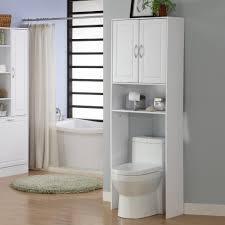 Above Toilet Cabinet bathroom bathroom etagere over toilet for your toilet storage 5484 by uwakikaiketsu.us