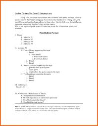 argumentative essay outline persuasive business memo format for   argumentative essay outline examples of ii for middle school format mla example 47 outline for argument