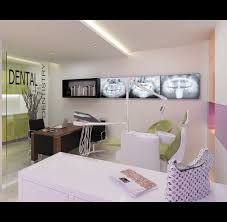 dental office decor. Office:Exciting Dental Office With Bookshelves Decorating Ideas Also X Ray Wall Art Plus Brown Decor A