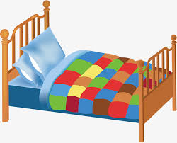 bed png. Brilliant Bed Bed Png Vector Element Double Bed Vector Bed Sheets PNG And Vector For Png O