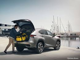 2018 lexus nx sport. Interesting 2018 Exterior Shot Of The 2018 Lexus NX Hybrid Shown In Atomic Silver Throughout Lexus Nx Sport