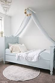 Blue and White Girls Bedroom Makeover | Scarlett | Shabby chic ...
