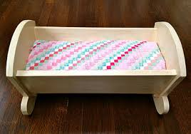 Ana White | Vintage Doll Cradle - DIY Projects