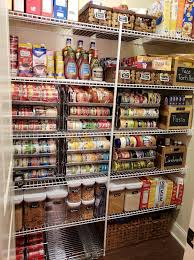 Stock at home: #pantry #shelving #easytofind #organized | Kitchen  organization, Small pantry organization, Kitchen organization pantry
