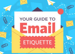 The 36 Business Email Etiquette Rules Brandongaille Com